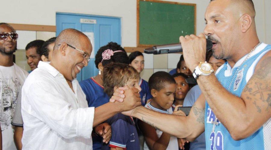 [Suíca diz que 'live' de Dexter no dia da Independência da Bahia reforça luta contra racismo]