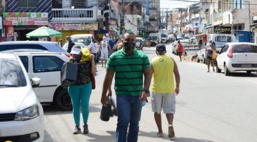 [Pernambués segue na liderança entre os bairros com casos de covid-19 ]