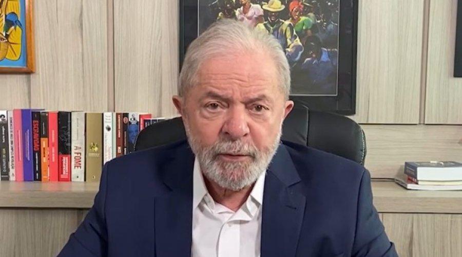 [Lula diz que vai acionar Lava Jato na Justiça por cooperação com FBI]