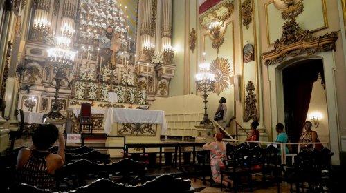 [Protocolos permitem funcionamento de qualquer templo religioso na cidade]