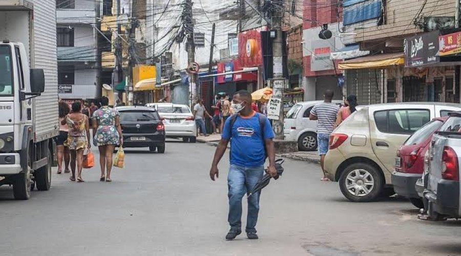 [Pernambués é segundo bairro de Salvador com mais casos de Covid-19]