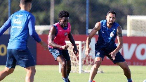 [Ainda sem Gilberto, Bahia estreia no Brasileirão contra o Coritiba nesta quarta]