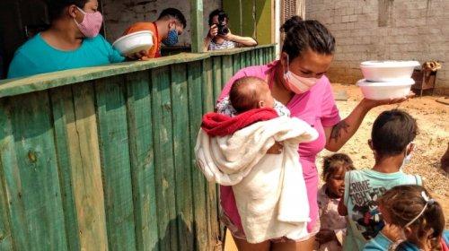 [Lamentável: Quatro em cada dez famílias brasileiras vivem em insegurança alimentar, aponta IBG...]