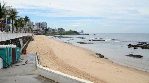 [Prefeitura libera praias de Salvador a partir de segunda]