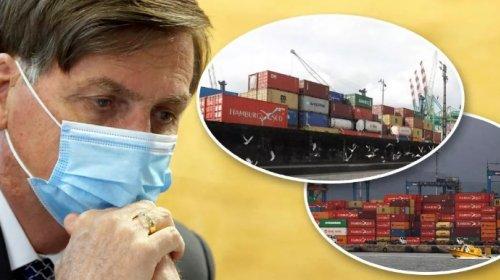 [Investimentos estrangeiros no Brasil de Bolsonaro despencaram 85% em agosto]