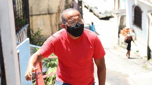 """[""""Pra mim nem deveria ter tido eleição"""", diz Suíca sobre festas de final de ano e carnaval em Salvador]"""