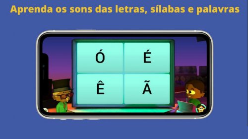 [MEC lança jogo virtual para ajudar na alfabetização de crianças]