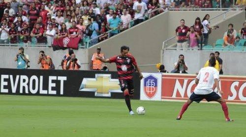 [Vitória vence o Bahia e jogador do tricolor chama o rival de 'time pequeno']