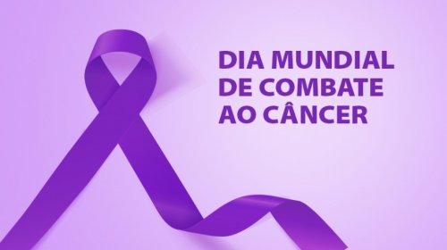 [Saiba mais sobre o Dia Mundial de Combate ao Câncer ]