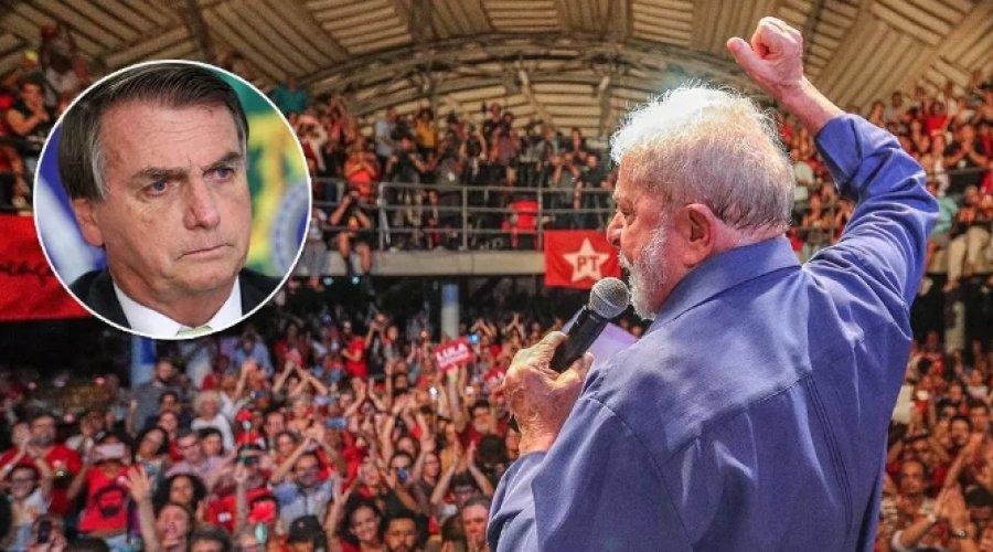 [Lula lidera pesquisa presidencial e é o único que vence Bolsonaro]