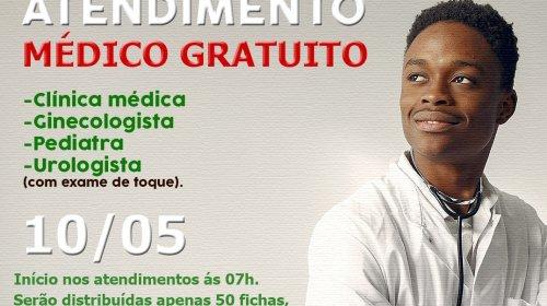 [Grupo Alerta Pernambués - GAP oferece atendimento médico gratuito nesta segunda-feira (10)]