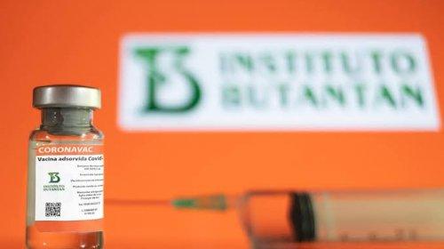 [Butantan envia mais 1 milhão de doses da CoronaVac ao Ministério da Saúde e informa sobre cheg...]