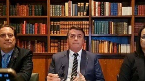 [Bolsonaro diz que