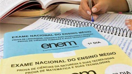 [Estudantes podem solicitar a isenção da taxa do Enem 2021 a partir desta segunda]