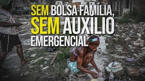 [Governo deixa mais de 400 mil famílias sem transferência de renda]