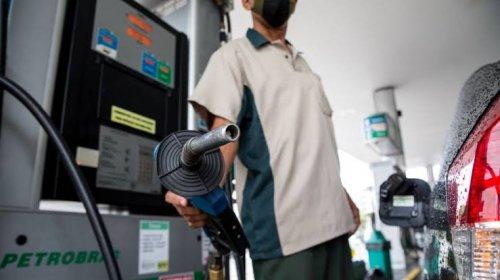 [Em alta velocidade, preços de combustíveis continuam subindo e gás de cozinha também tem valor...]