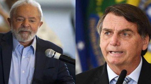 [Nova pesquisa mostra Lula com maior vantagem e Bolsonaro perdendo até para Doria e Ciro]