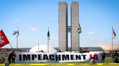 [54% dos brasileiros são a favor do impeachment de Bolsonaro]