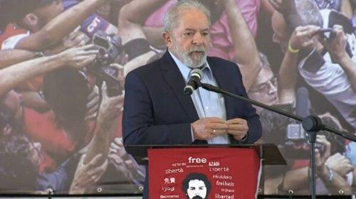 [Lula deve iniciar visita a estados do Nordeste nos próximos dias]