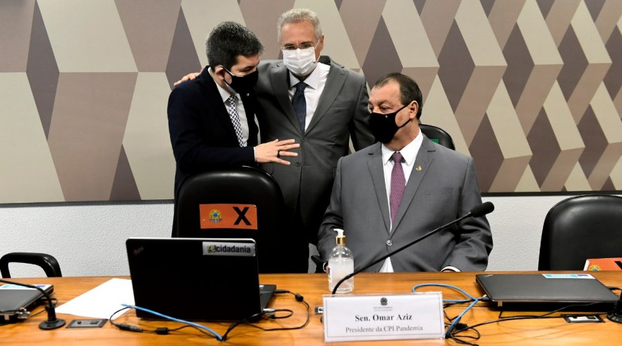 [CPI da Pandemia será suspensa no recesso parlamentar e retorna dia 3 de agosto]