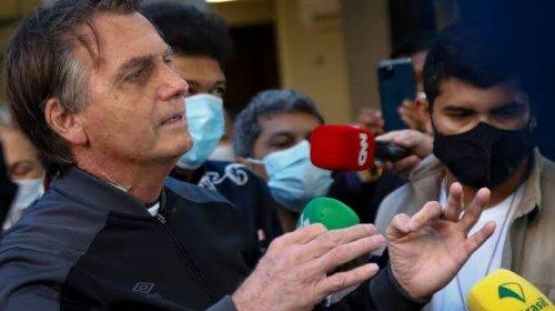 [Bolsonaro diz que vai vetar fundo eleitoral de R$ 5,7 bilhões aprovado pelo Congresso Nacional...]