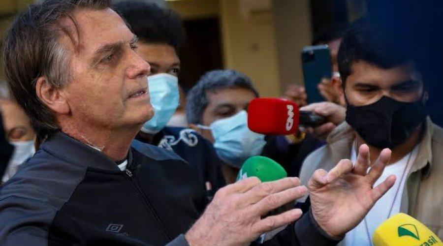 """[Bolsonaro diz que vai vetar fundo eleitoral de R$ 5,7 bilhões aprovado pelo Congresso Nacional; """"o valor é astronômico!"""