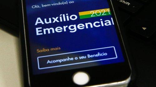 [Caixa paga hoje auxílio emergencial a nascidos em março]