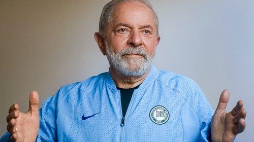 """[Lula: """"O governo perdeu totalmente o controle. A fome voltou forte""""]"""