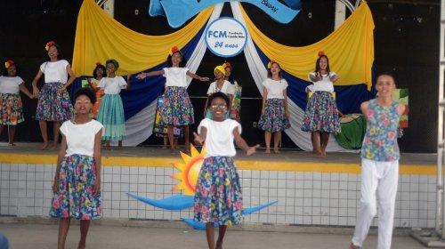 [Fundação Cidade-Mãe inscreve para curso de dança cultural]