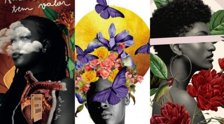 [Estação de metrô recebe exposição pelo Dia da Mulher Negra Latino-Americana e Caribenha]