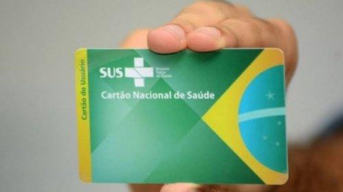 [Recadastramento do cartão SUS segue disponível em Salvador]