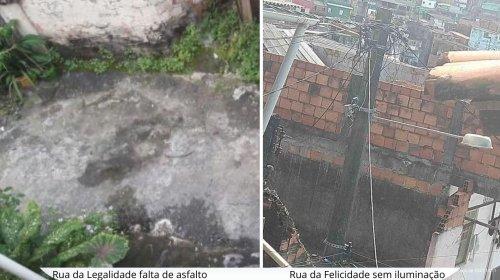 [Moradores de Pernambués reclamam de insetos, ruas sem asfalto e da falta de iluminação]