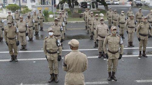 [Bahia promete punir policiais que participarem dos atos bolsonaristas do 7 de setembro]