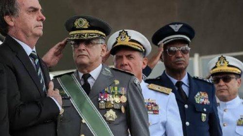 [Militares que comandam estatais ganham até R$ 260 mil no governo Bolsonaro]