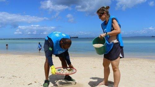 [São Tomé de Paripe receberá campanha 'O mar não está para plástico']