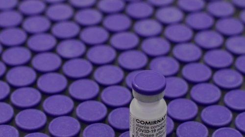 [Bahia recebe mais 166 mil doses de vacina contra a Covid-19]