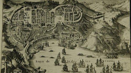 [A história conta que Salvador teve até 3 tsunamis que alagaram Cidade Baixa e provocaram festa...]