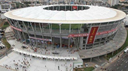 [Bruno Reis diz que é mais fácil controlar público no estádio do que em casa de evento]
