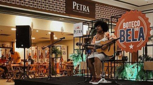 [Samba e MPB na veia musical: representante do Pernambués no quadro 'Talentos da Comunidade', d...]