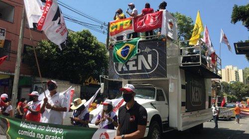 [Atos contra Bolsonaro são um sucesso durante a manhã pelo país]
