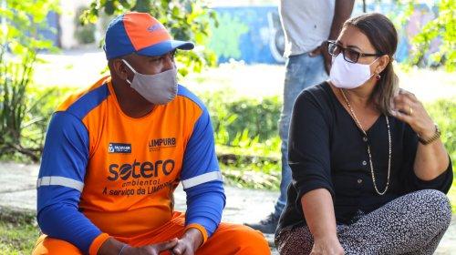 [SindilimpBA pede reunião com prefeitura de Lauro de Freitas para secretário apresentar propost...]