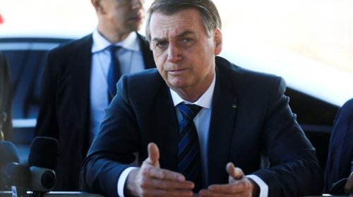 [Veja vídeo: Bolsonaro sugere fazer cocô dia sim, dia não para preservar o ambiente]